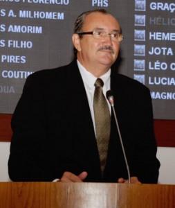 César Pires: Líder do Governo na AL