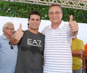 Gil Cutrim e Luis Fernando