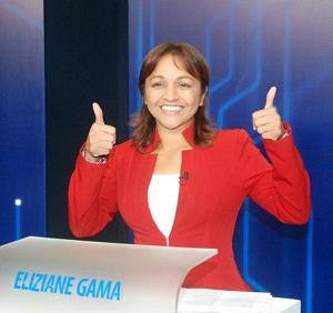 Eliziane Gama deve disputar o governo