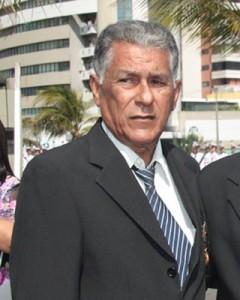 O campeão Juracy Vieira