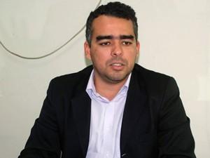 Vereador Alderico Campos