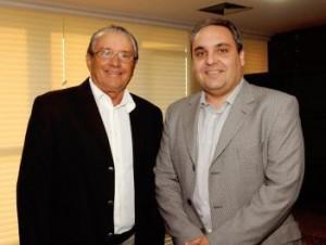 José Reinaldo e Marcelo Tavares