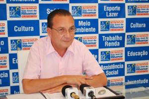 Luis Fernando e a prática