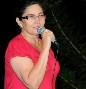 Ex-prefeita Iara Quaresma