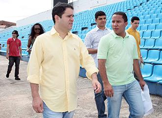 Edivaldo Júnior e Raimundo Penha