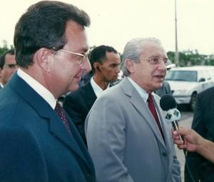 Luis Fernando e José Reinaldo