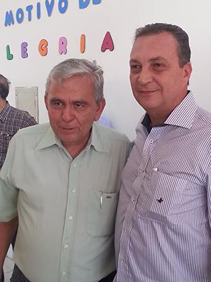 Pedro Fernandes e Luis Fernando