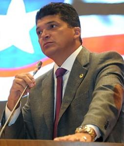 Deputado estadual Marcos Caldas