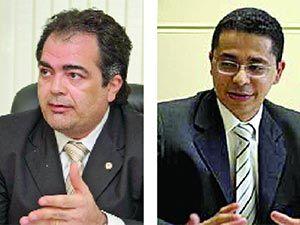 Marcos Lobo e Carlos Lula criticaram decisão