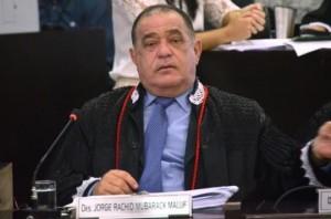 Desembargador Jorge Rachid foi o relator da ação