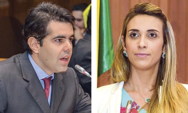 Adriano Sarney e Andrea Murad participarão de agenda