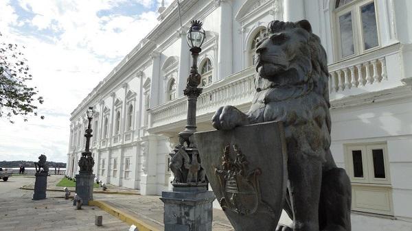 Resultado de imagem para palácio dos leões