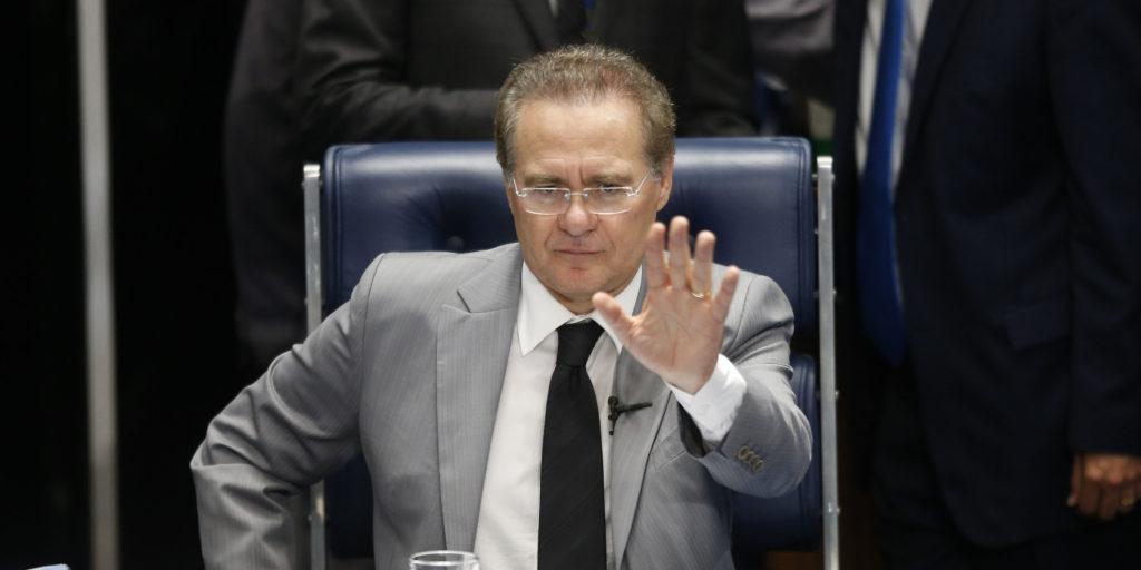 Renan Calheiros / Foto: Dida Sampaio/Estadão Conteúdo
